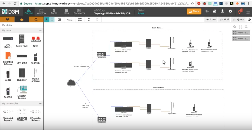 Webinar: New Features & Rack Diagram Preview