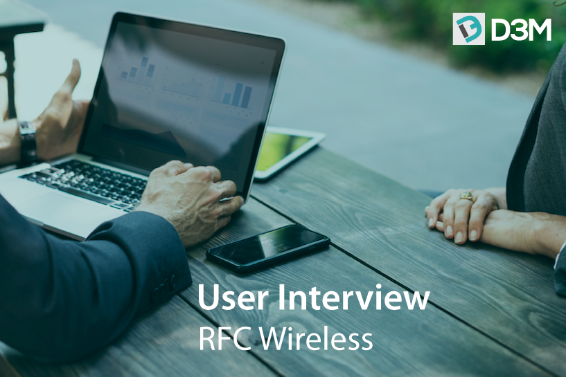 D3M Review with RFC Wireless' Michael Miller
