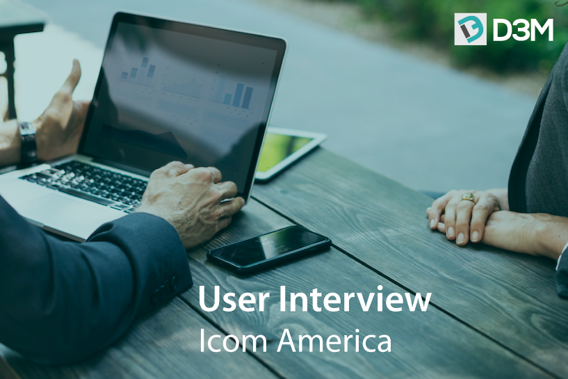User Interview with Icom America Power User