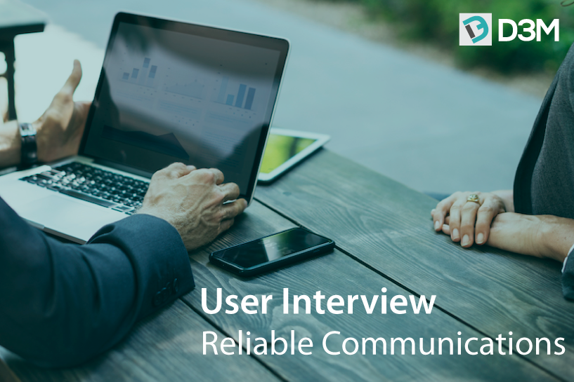 D3M's Customer Review with Reliable Communication