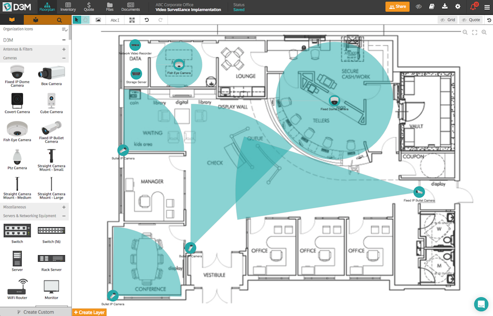 New Feature: Floorplan Diagrams