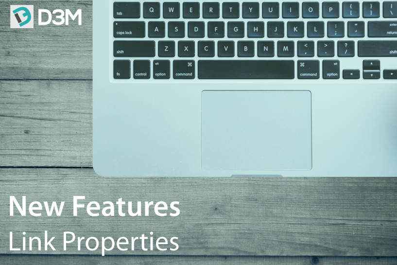 New Feature: Link Properties